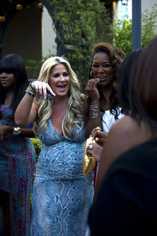 Kenya Moore Talks Relationship With Kim Zolciak — Are They Friends?