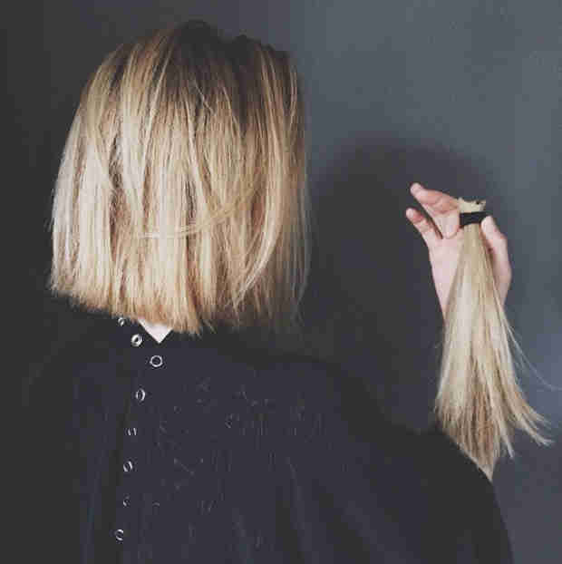 Lauren Conrad May Have Just Chopped Off All Her Hair! (PHOTO)