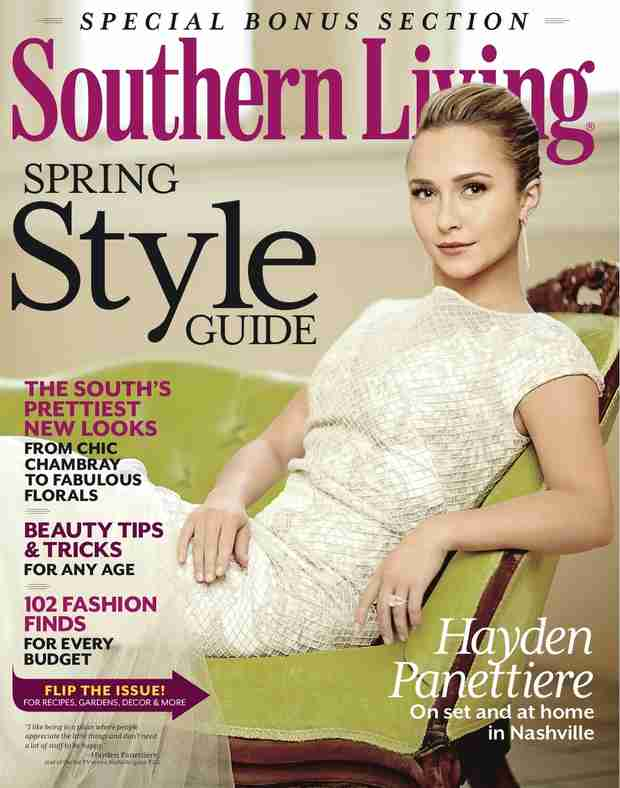 Hayden Panettiere Graces the Cover of Southern Living, Talks Living in Nashville (VIDEO)