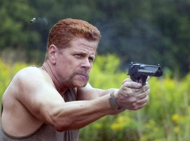 "The Walking Dead Season 4's Michael Cudlitz: Abraham Is ""Not to Be F—d With"""