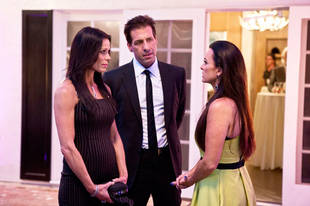 """Carlton Gebbia on Kyle Richards: """"She Is Seriously Crossing a Line"""""""