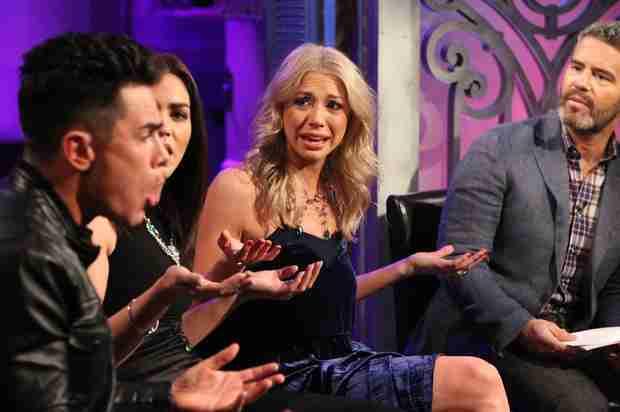 Vanderpump Rules Season 2 Reunion Part 2 Recap — Stassi Storms Out!