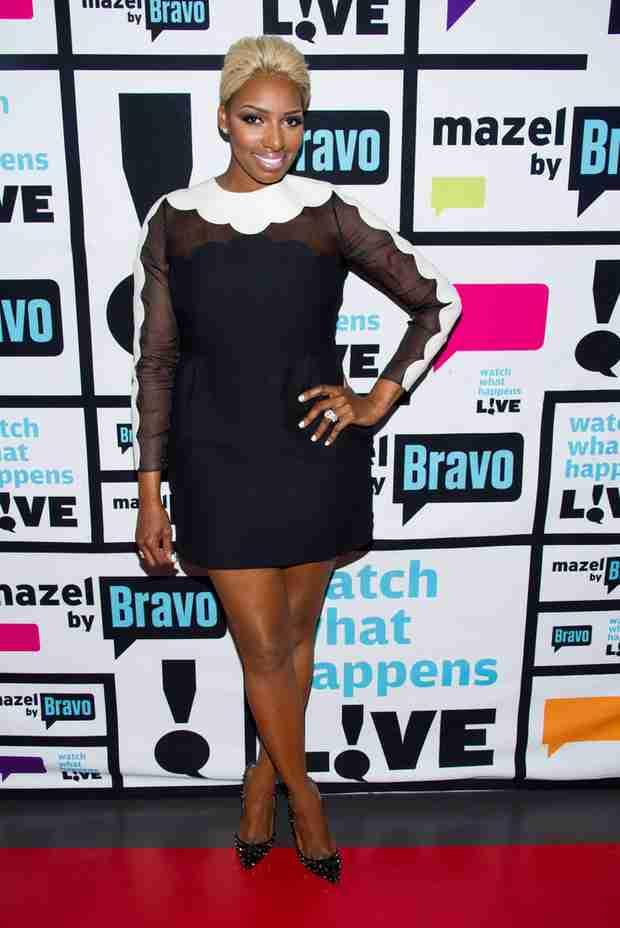 NeNe Leakes Apologizes for Her Behavior at Kenya Moore's Charity Event