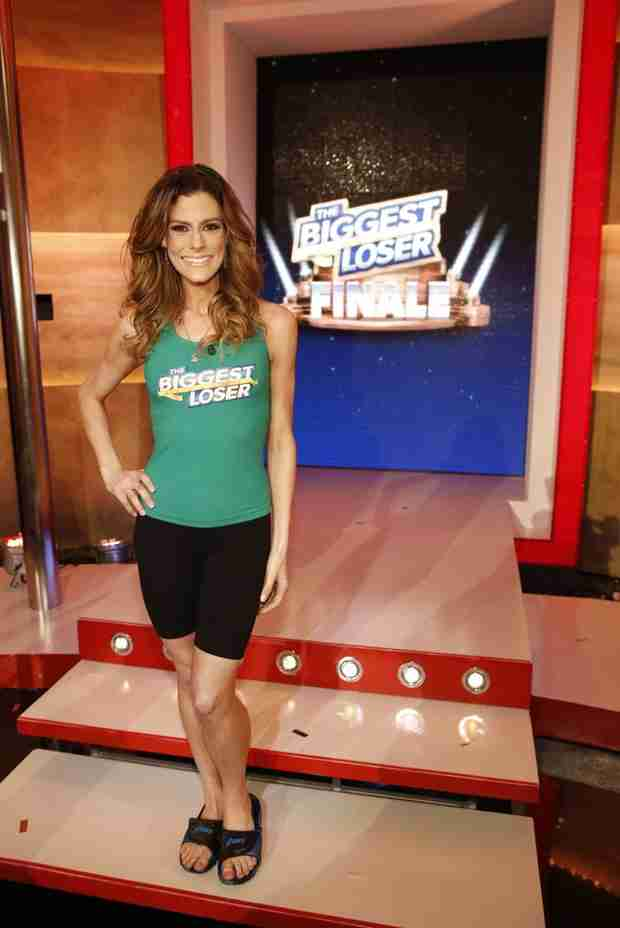 "Biggest Loser's Rachel Frederickson Admits She Was ""Too Enthusiastic"" With Training"