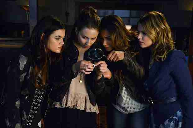 "Pretty Little Liars Synopsis For Season 4, Episode 23 — ""Unbridled"""