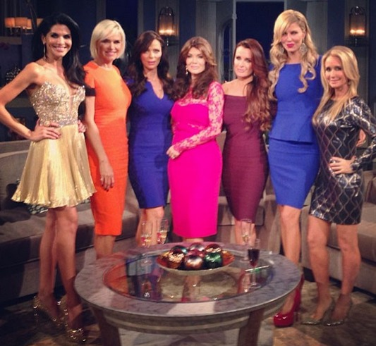 Real Housewives of Beverly Hills Season 4 Reunion — Details About What Went Down!