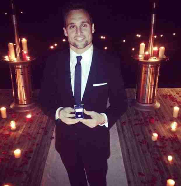Bachelorette Alum Ryan Bowers Gets Engaged — See the Ring!
