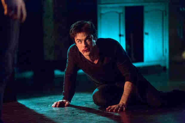 The Vampire Diaries Recap: Season 5, Episode 14 — Ripper Damon Rises