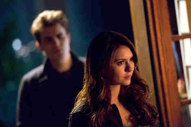 "Vampire Diaries Season 5, Episode 16 Title: ""While You Were [SPOILER]"""