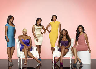 Which Real Housewife Does Kenya Moore Want to Work With? Surprise!