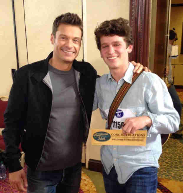 Who Is Briston Maroney? American Idol 2014 Contestant Background Info
