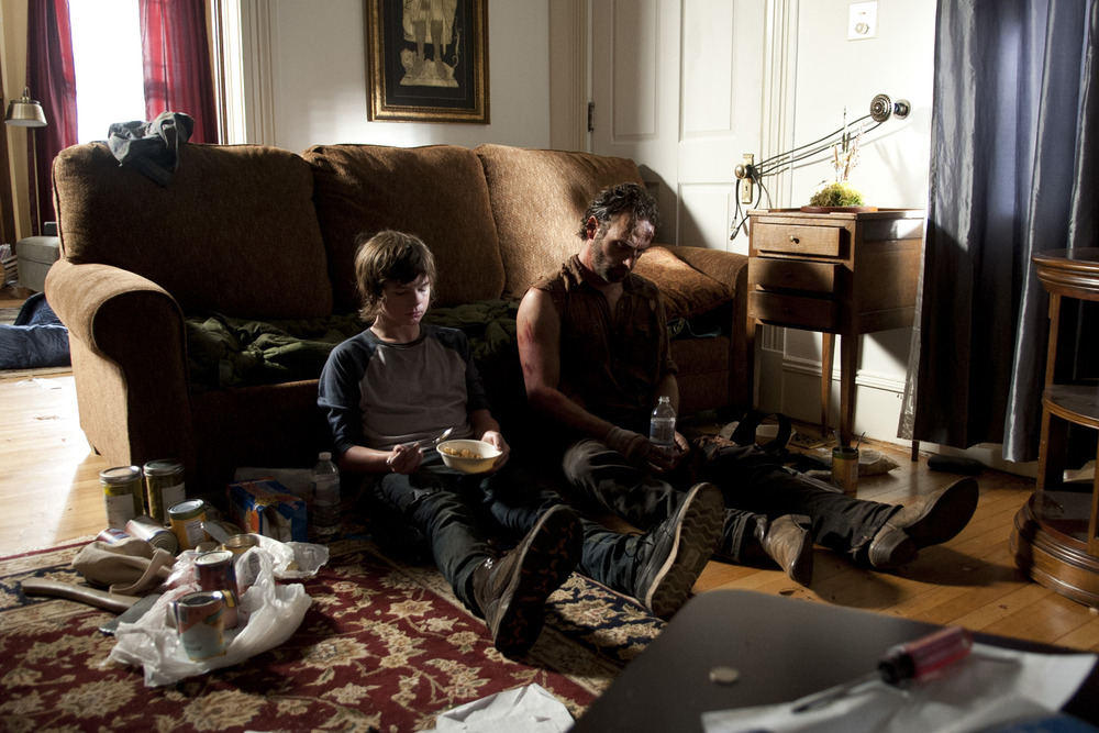 The Walking Dead Season 4: Terminus or Washington D.C. — Where Are We Going?
