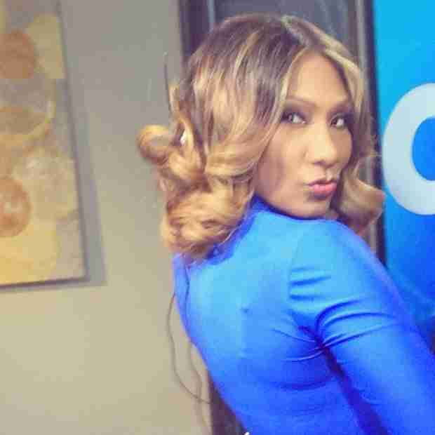 Towanda Braxton Promotes Her Liquor Company and Gets Backlash Online! (PHOTO)