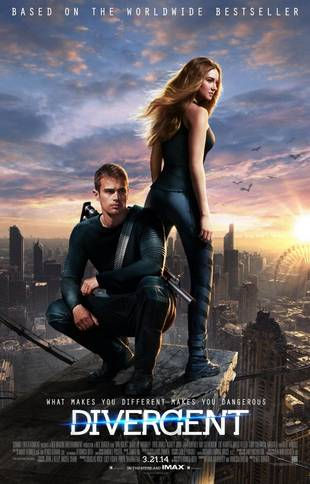 Divergent: Final Trailer Shows Tris Conquering Her Fears
