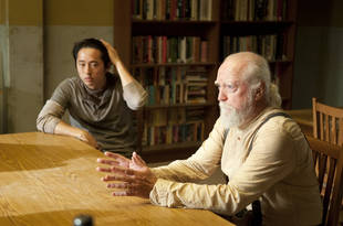 The Walking Dead Season 4: Why Did Glenn Rhee Save Tara Chambler? (VIDEO)