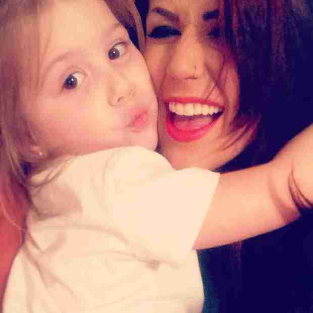 Chelsea Houska Takes Daughter Aubree Out For Dinner — And She Loves THIS Surprising Food! (VIDEO)