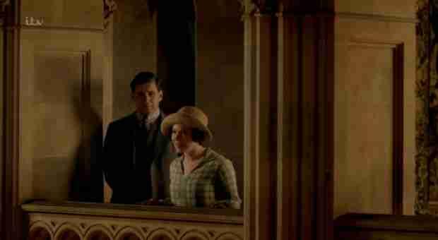 Downton Abbey Season 4 Finale Recap: 'Tis the Season