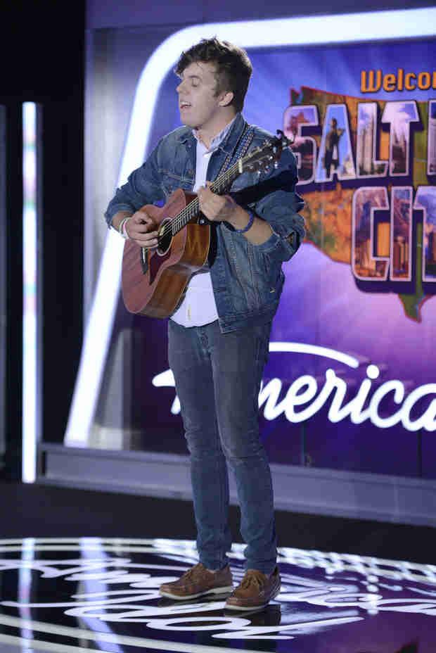 Who Is Alex Preston? American Idol 2014 Contestant Background Info