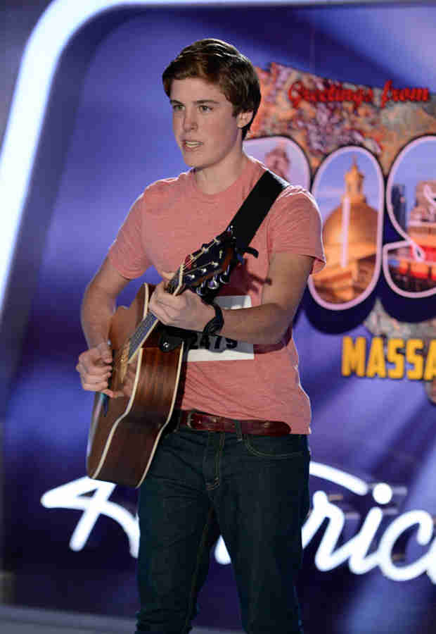 Who Is Sam Woolf? American Idol 2014 Contestant Info