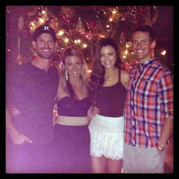 Tenley Molzahn and Kiptyn Locke Are Totally Back Together! See The Pics! (UPDATE)