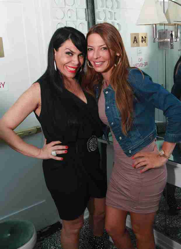 "Mob Wives' Drita D'Avanzo Says Renee Graziano Is a ""Co-Worker"" Not a Friend"