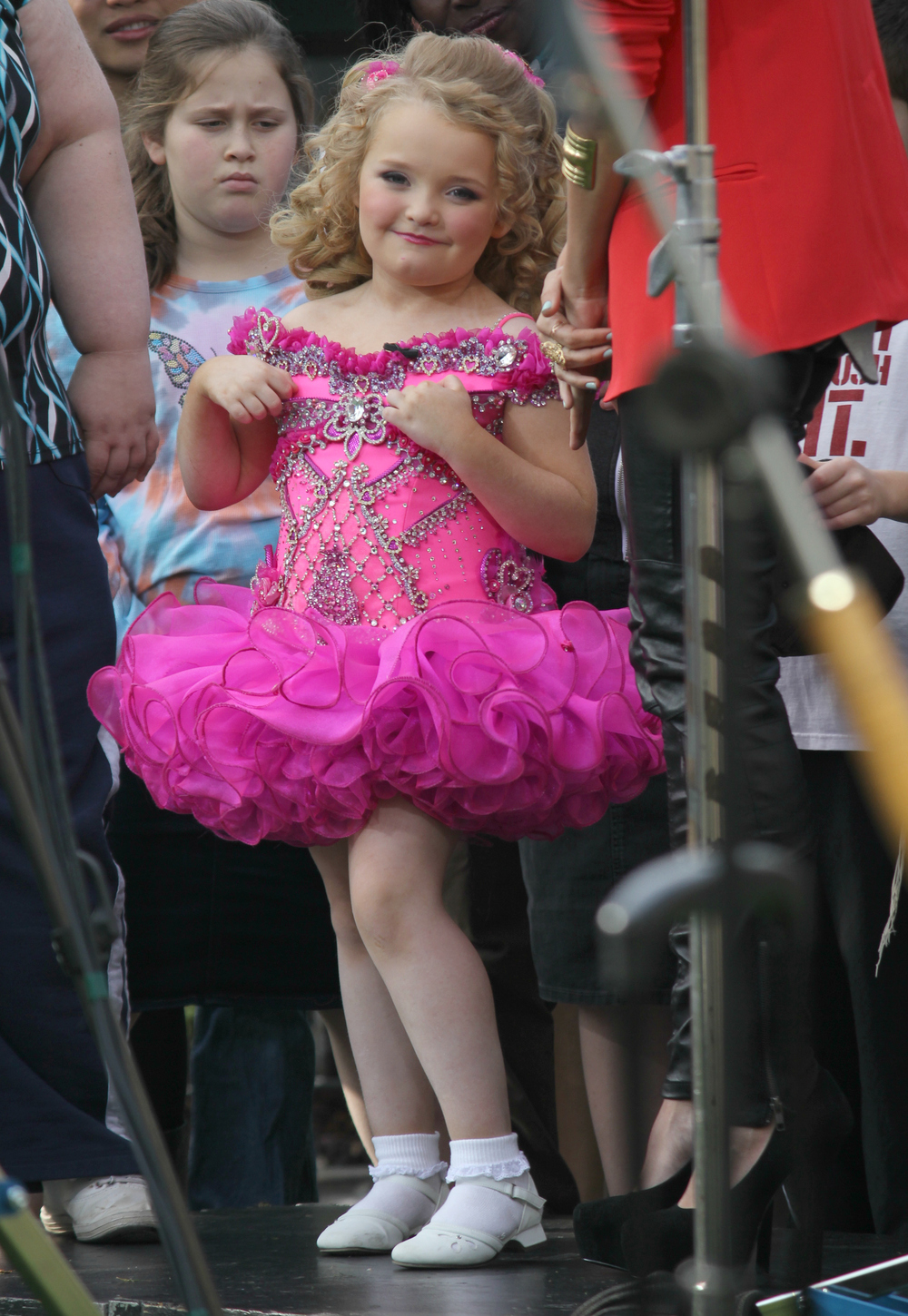 Oh No! Honey Boo Boo Is Suffering From PTSD After the Car Accident