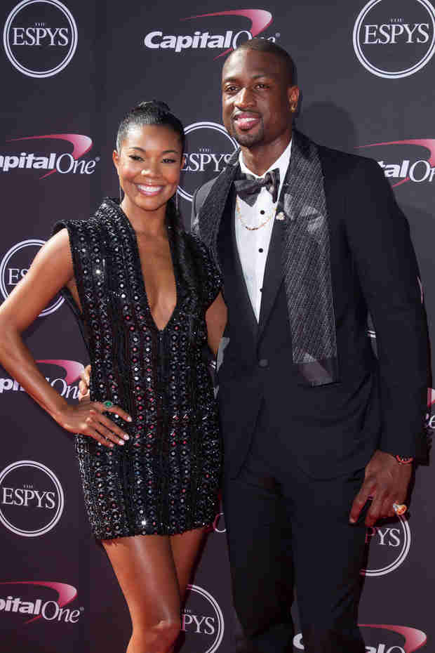 Gabrielle Union Talks Cutting Bridesmaids and Guests From Dwayne Wade Wedding (VIDEO)