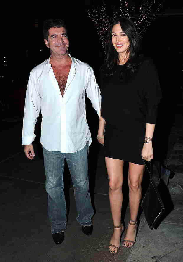 Simon Cowell's Girlfriend, Lauren Silverman, Gives Birth — His Name Is…
