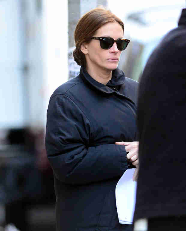 Julia Roberts Cancels Appearances Following the Sudden Death of Half-Sister Nancy Motes