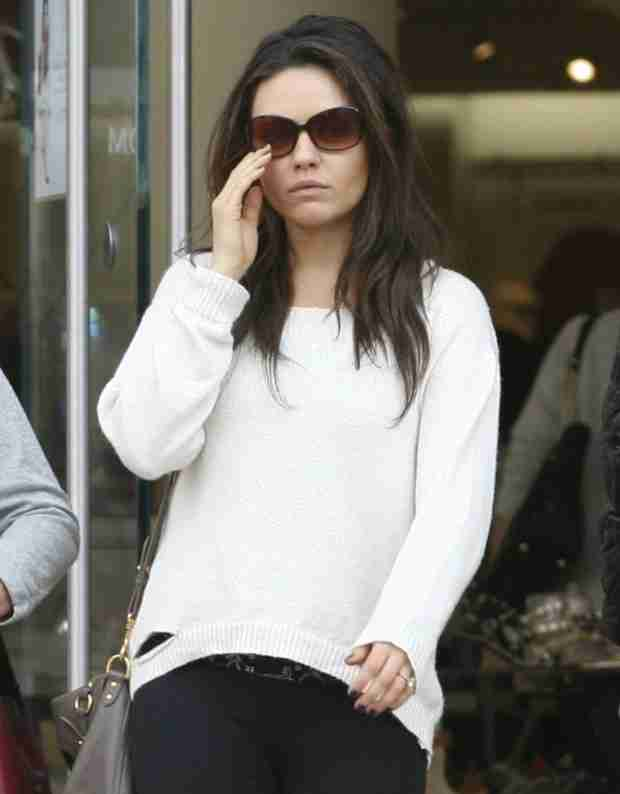 Mila Kunis and Ashton Kutcher Are Engaged! Report