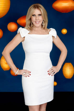 Vicki Gunvalson Admits Last Year Was Painful — But She's Launching a Diamond Line!