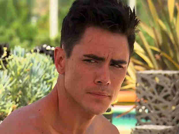 """Tom Sandoval Says Fight With Jax Taylor Was """"Toned Down For TV"""""""