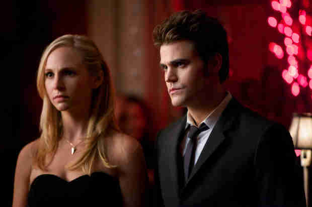 The Vampire Diaries Recap: Season 5, Episode 13 — Damon Feeds Off Vampire Blood!