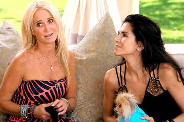 """Kim Richards: Lisa Vanderpump Was Acting """"Very Fishy"""" in Puerto Rico"""