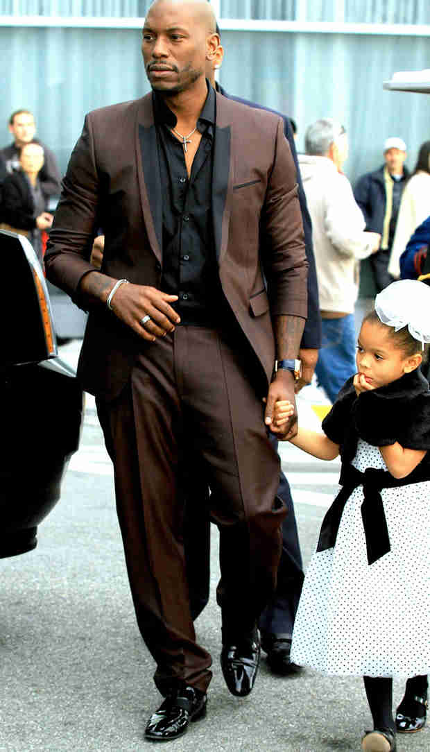 Tyrese Gibson's Daughter, Shayla: What's She Look Like Now?