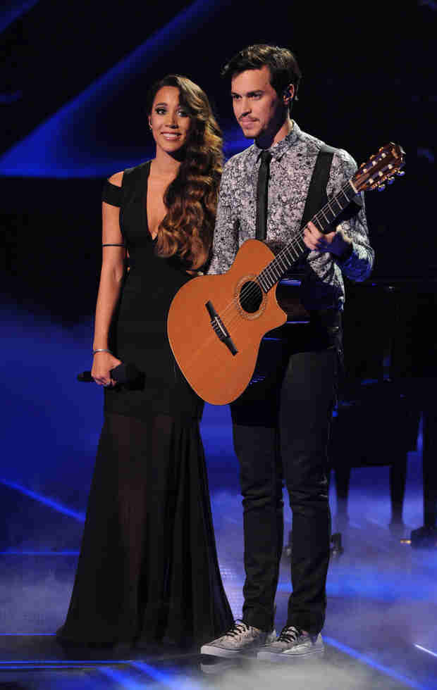 Alex & Sierra Release Sample of Their New Song! (VIDEO)