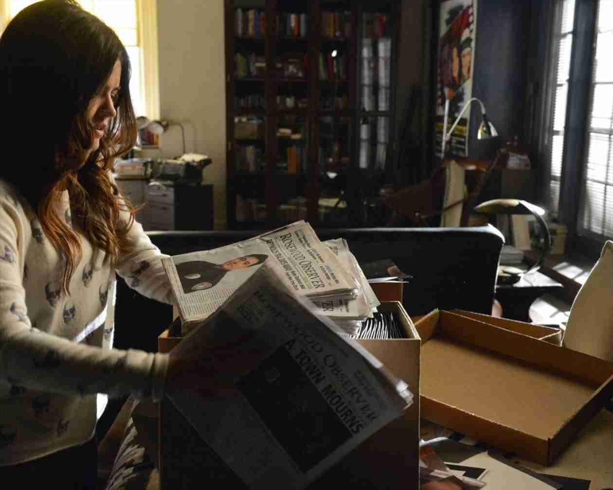 "Pretty Little Liars Quotes From Season 4, Episode 21 — ""She's Come Undone"""