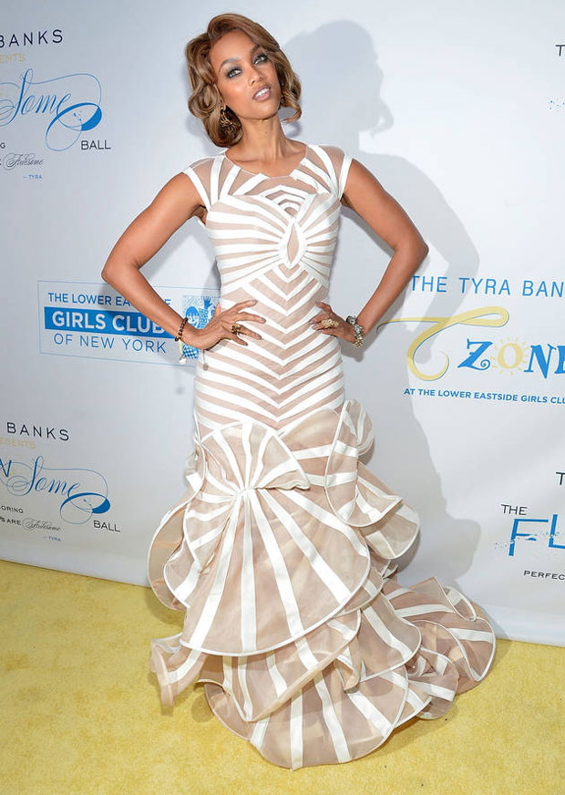 Tyra Banks: First African-American Model on Cover of Which Fashion Magazine?