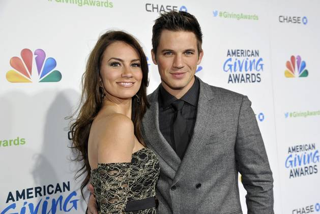 Star-Crossed's Matt Lanter's Not Single — Who Is His Wife, Angela?