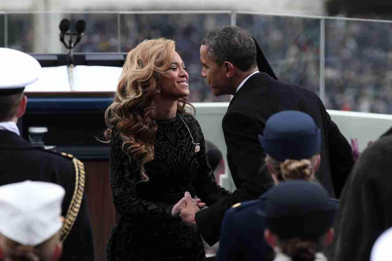 Washington Post Denies Rumored Beyonce-Obama Affair Exposé
