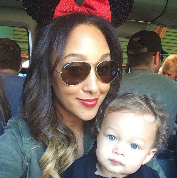"""Tamera Mowry on Life With a Baby: I'm Getting My """"Sexy Self"""" Back"""