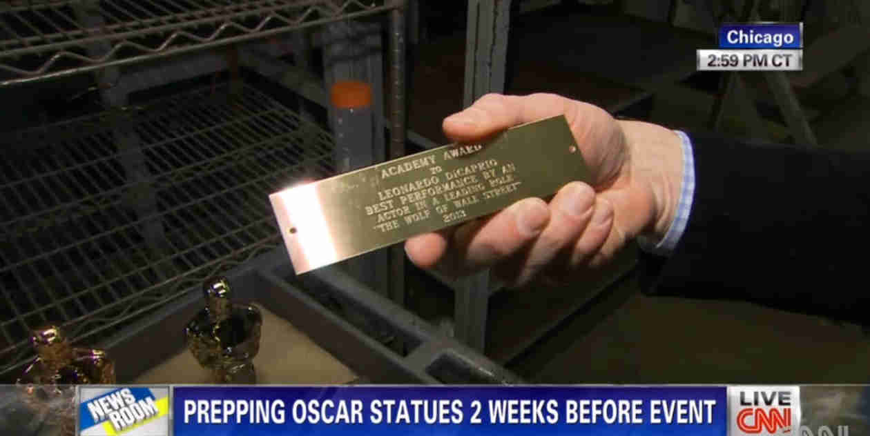 Oscars 2014: Did CNN Just Reveal That Leonardo DiCaprio Will Win Best Actor?