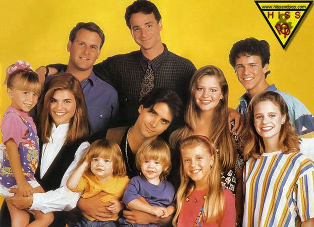 Full House's DJ Tanner and Boyfriend to Play On-Screen Couple Again
