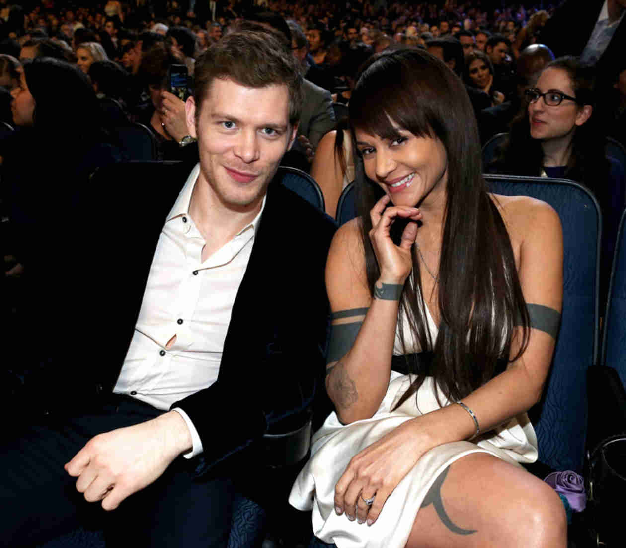"""Persia White's """"Silent Heart"""" Is Your Valentine's Day Anthem — Because Joseph Morgan Said So"""