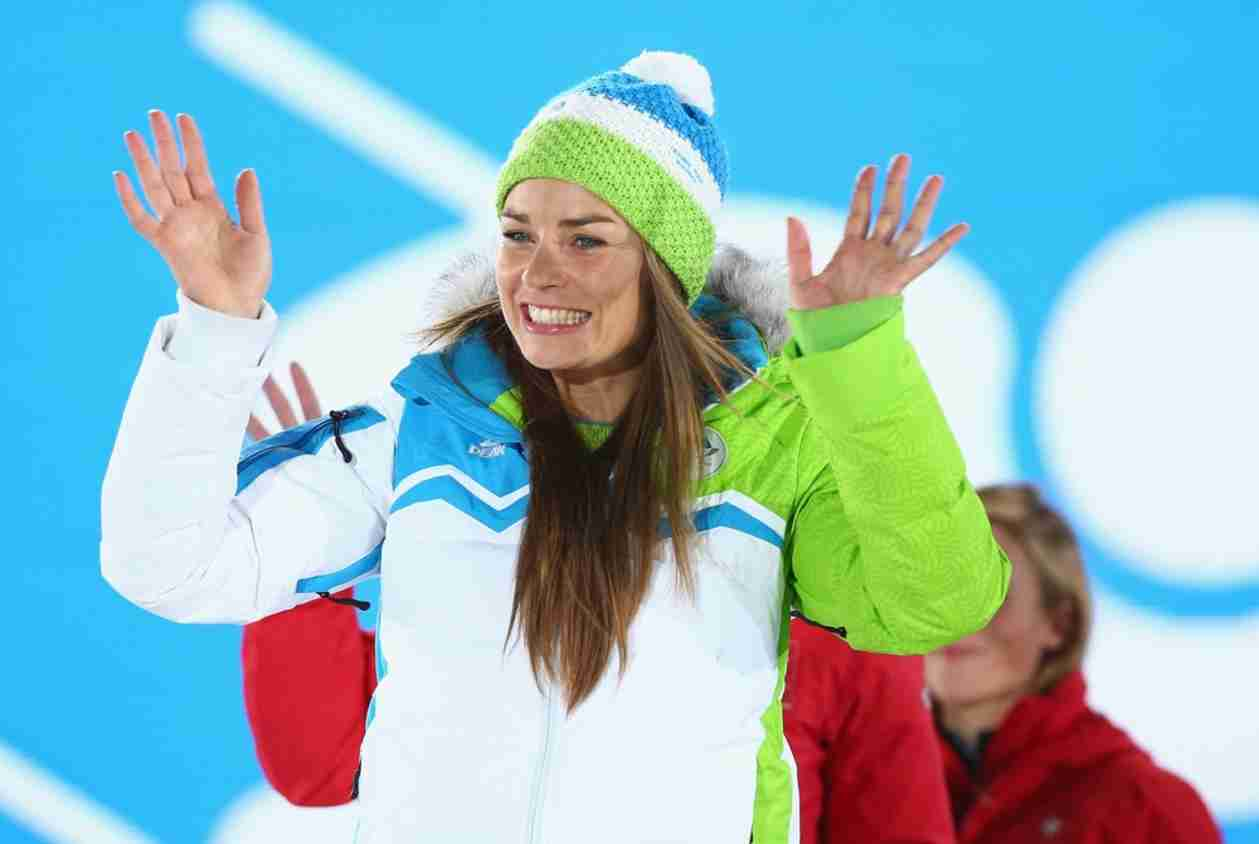 Gold Medalist Tina Maze is a Slovenian Pop Star — What's The Name of Her Single?