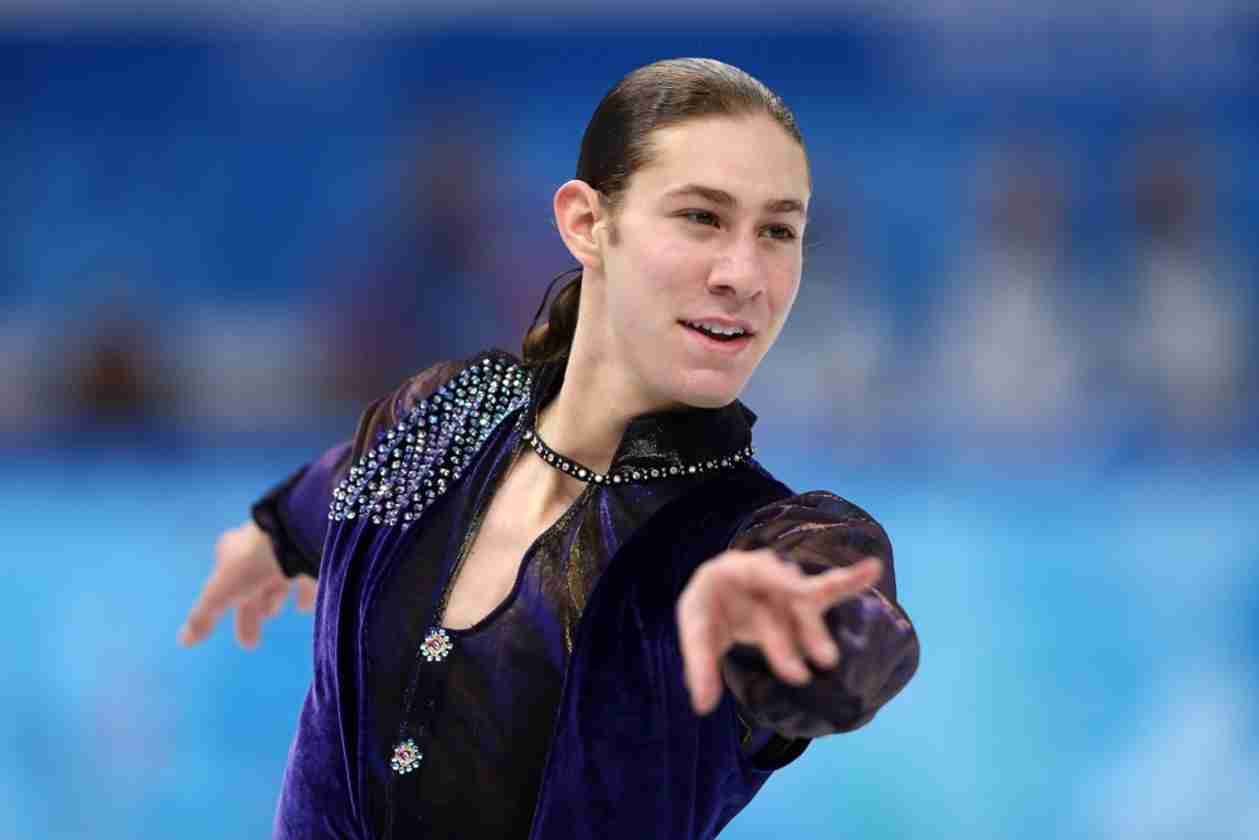 How Old Is Olympic Figure Skater Jason Brown?