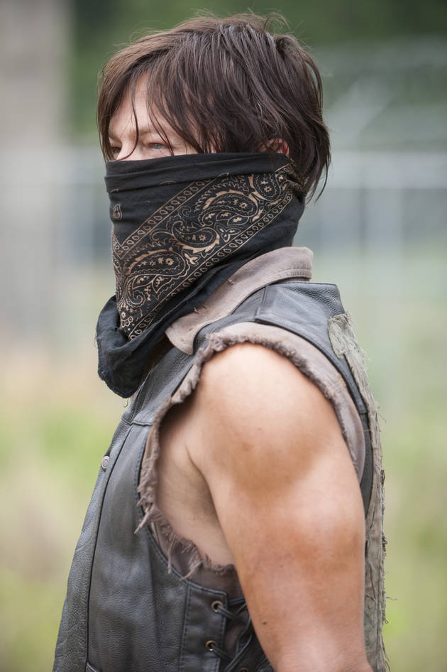 The Walking Dead Season 4: Norman Reedus on Daryl Dixon Focus, Carol Chemistry, and What He Hates Hearing