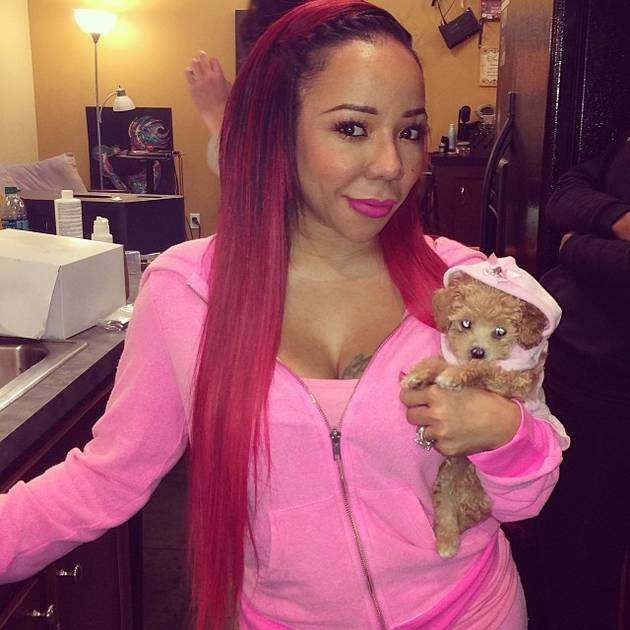 Tiny Harris Shares Her Special Valentine's Day Gifts (PHOTOS)