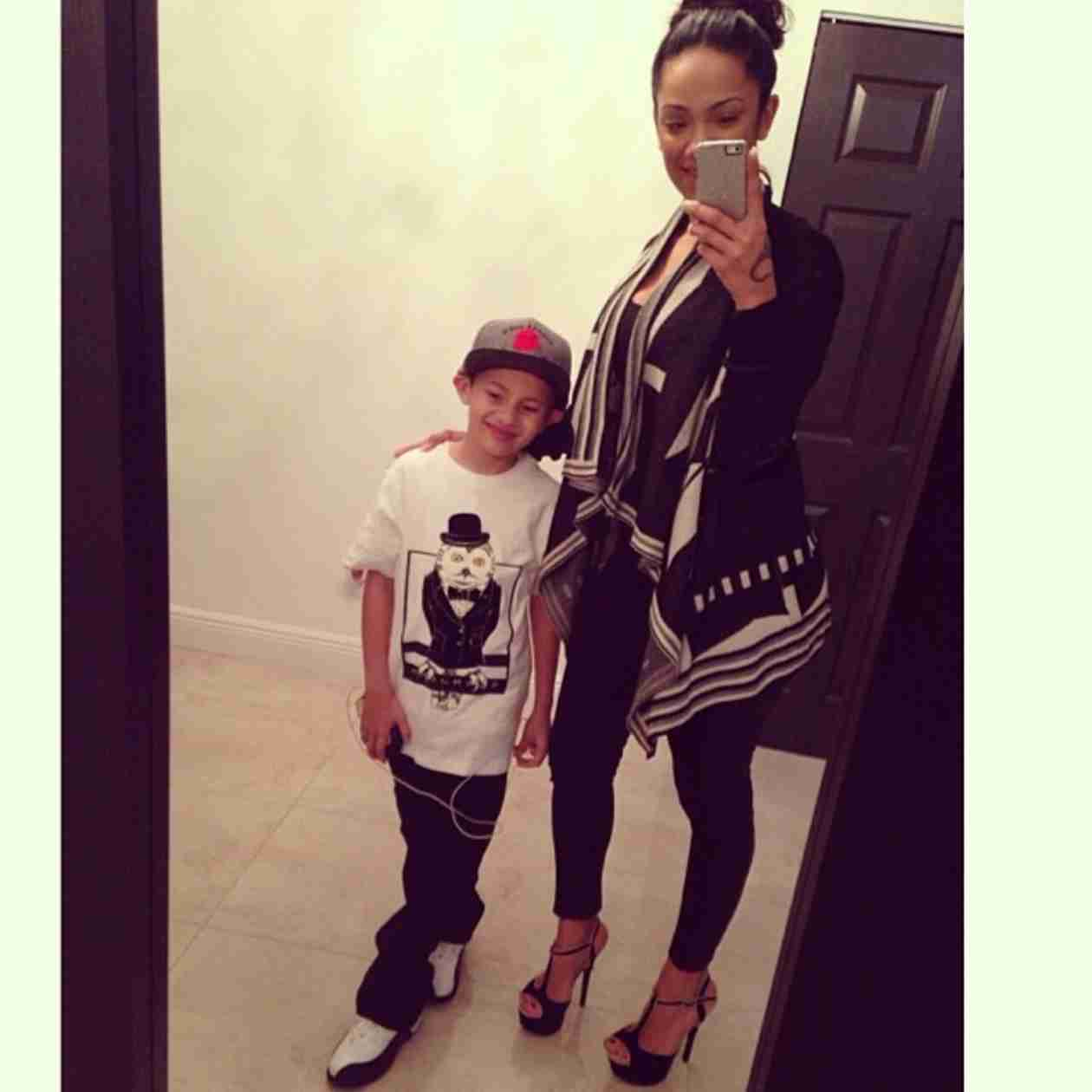 Will Erica Mena Feature Her Son on Love & Hip Hop Season 5? — Exclusive