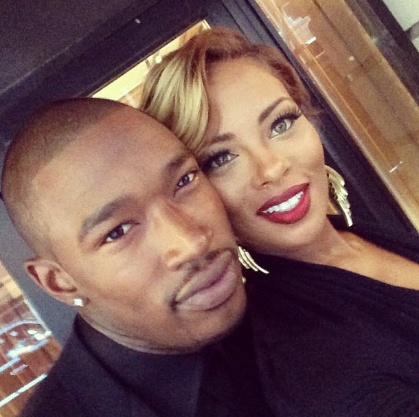 Kevin McCall Gives First Look at Baby With Eva Marcille (PHOTO)